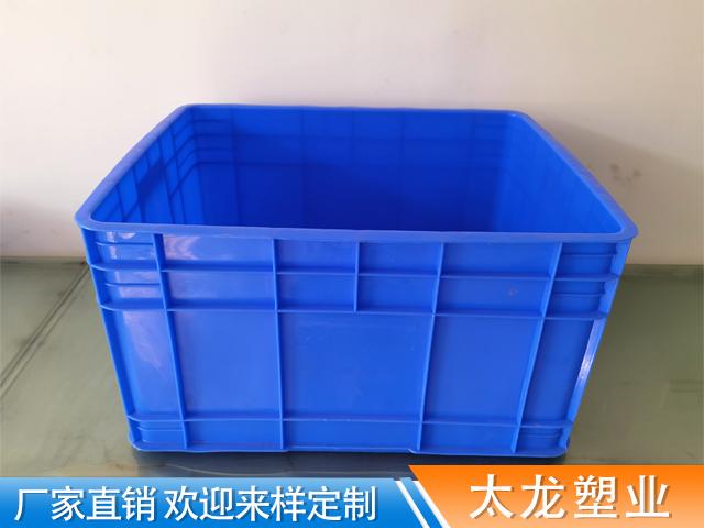 云南塑料周转箱厂家在周转箱设计时需要做好的细节都有哪些