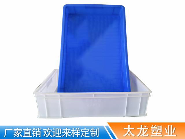 云南塑料周转箱生产厂家分析要想周转箱形状好要怎么做