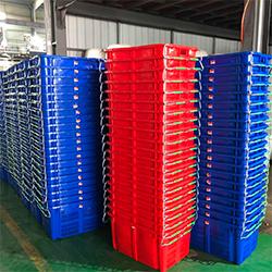 昆明塑料周转箱在使用过程中能够体现出哪些优点?塑料周转箱优点介绍