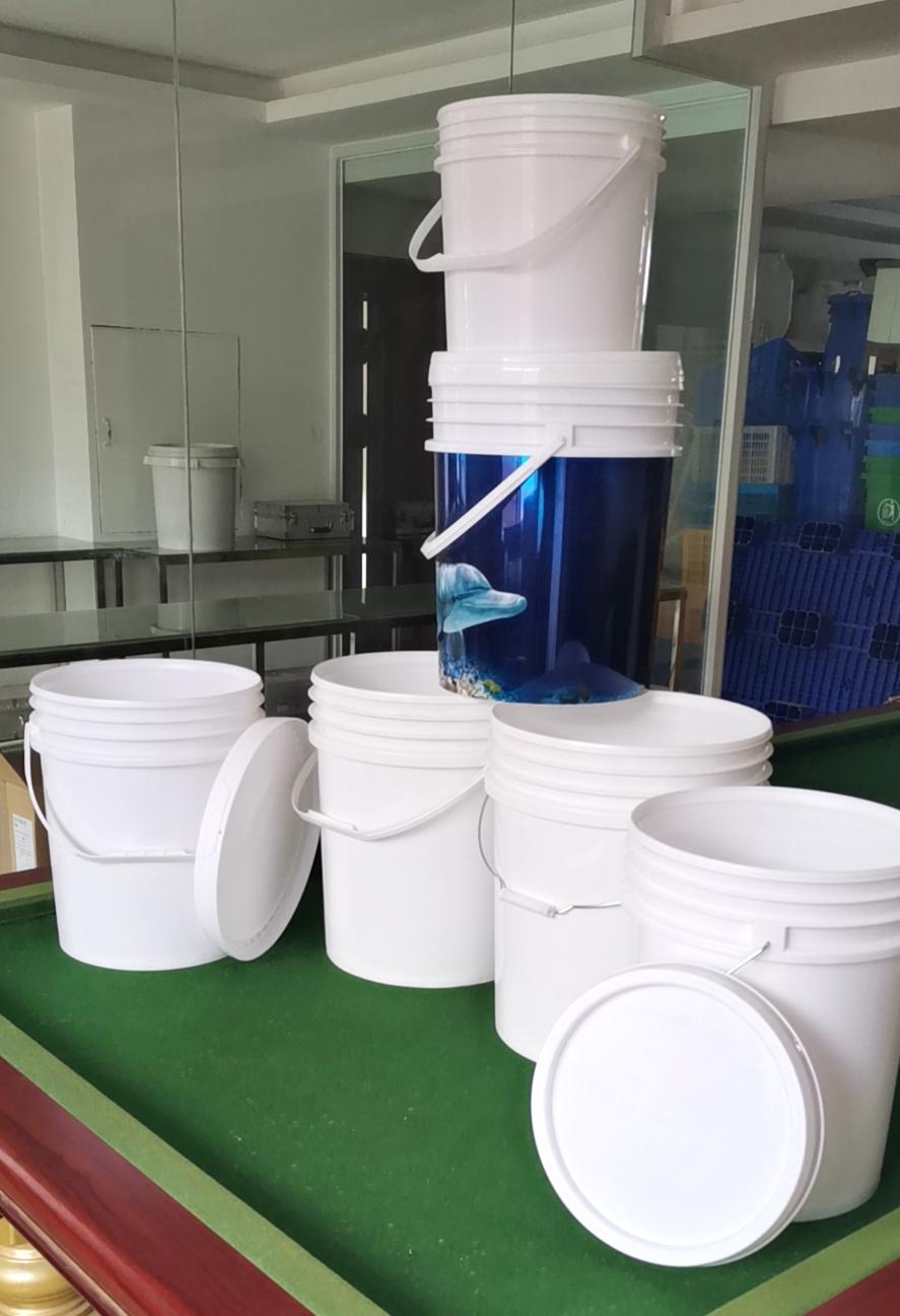 塑料提手涂料桶