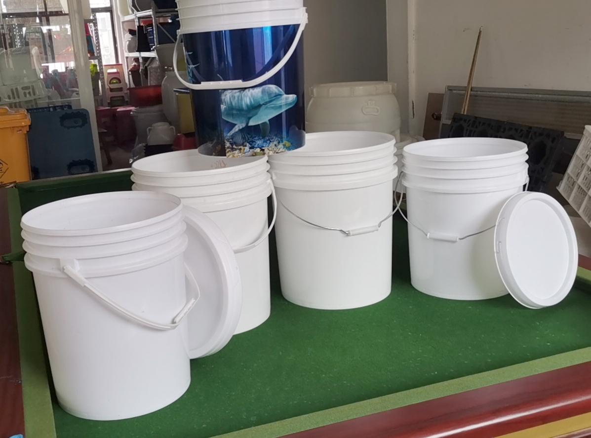 美式涂料桶