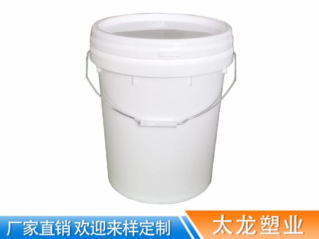 20L中式铁钩涂料桶