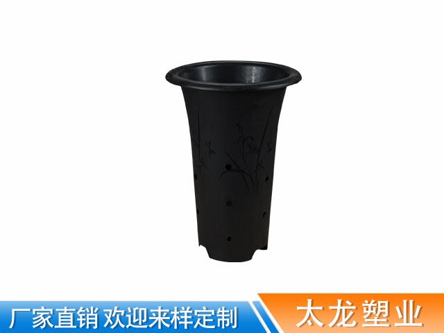 云南塑料兰花盆
