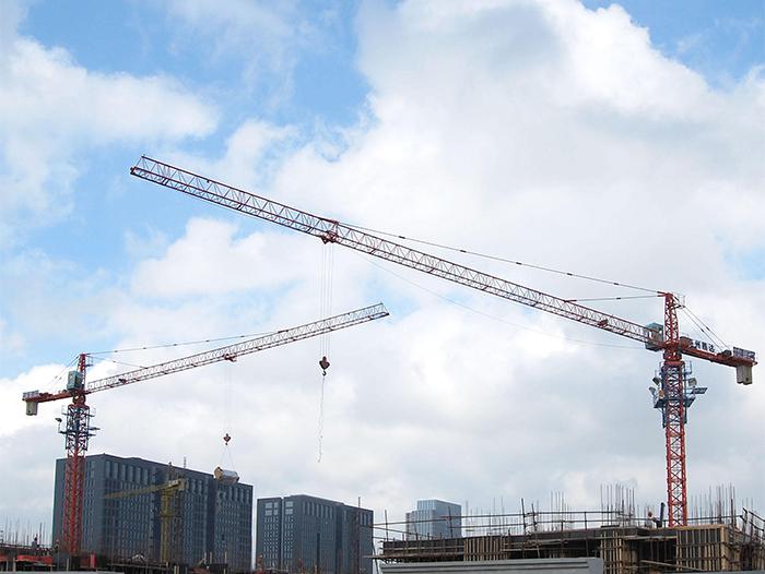 德州塔吊租赁:塔吊租赁如何进行安全布置工作。