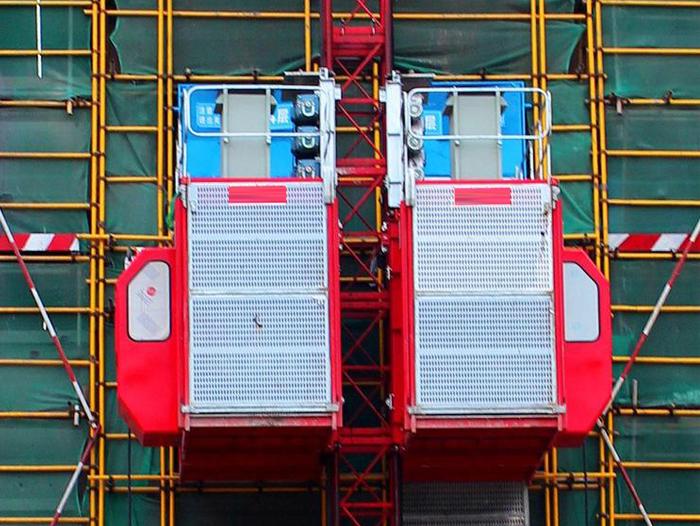 建筑用施工电梯