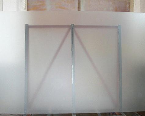 夹层磨砂玻璃
