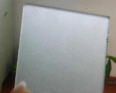 单面磨砂玻璃