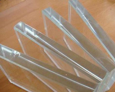 超白低反射玻璃