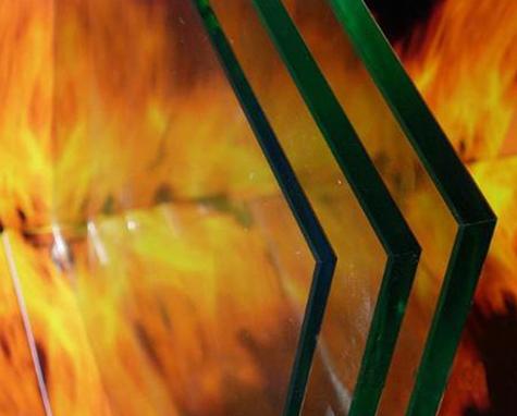 甲级防火玻璃