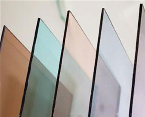 镀膜反光玻璃