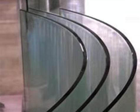 热弯夹层玻璃