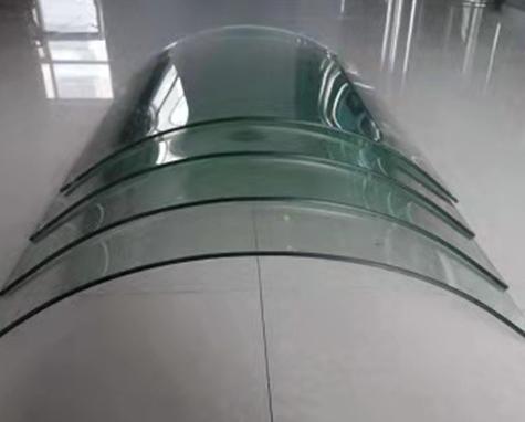 弧形热弯玻璃