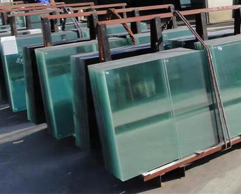 夹层钢化玻璃