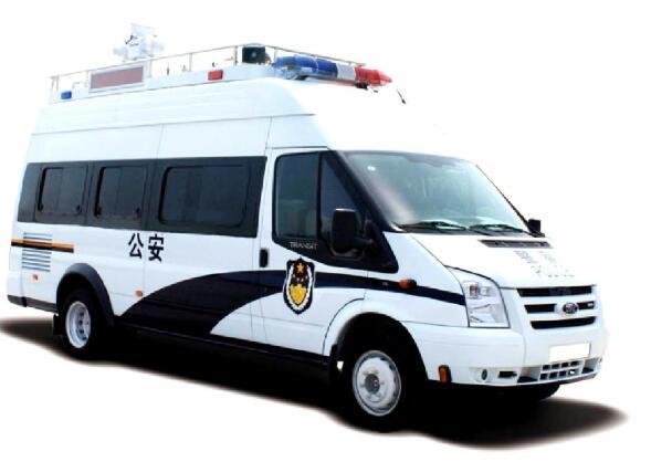 福特V348指挥车
