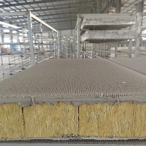 岩棉复合板如何预防恶劣天气的影响!