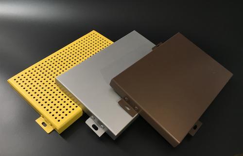 國昆氟碳鋁單板
