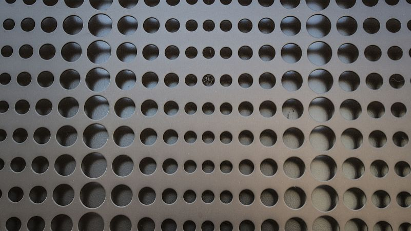 昆明冲孔铝单板