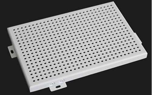 昆明冲孔铝单板定制