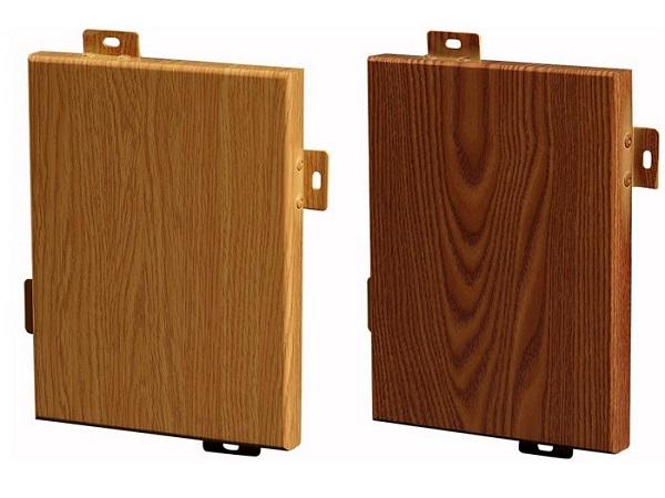 你不知道的是木纹铝单板正在逐渐取代木制装饰板