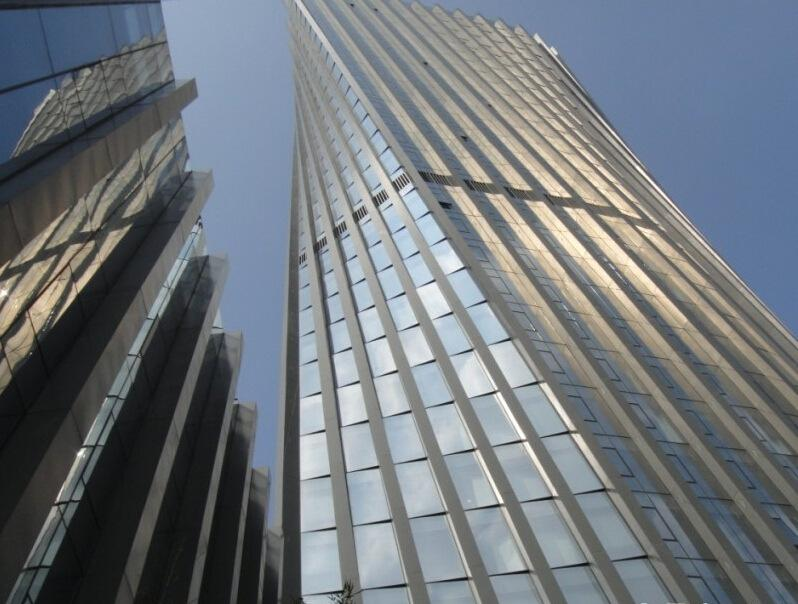 四川铝单板厂家铝单板幕墙具有的七个优点