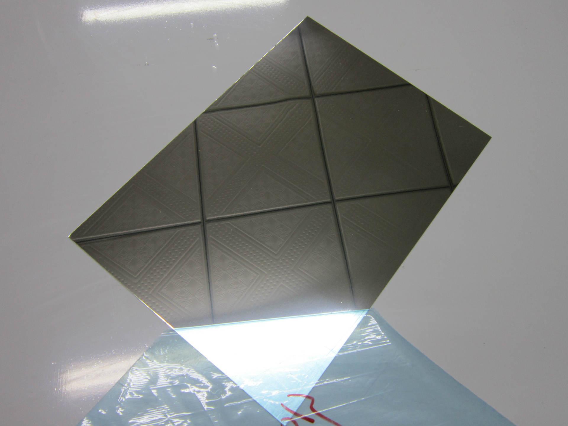 四川铝单板厂家告诉你镜面铝单板要如何进行清洗