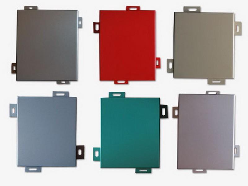 挑选四川铝单板作幕墙装饰材料的原因是什么