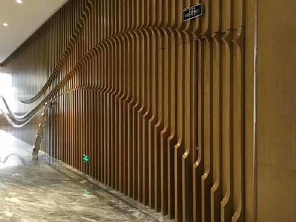 四川铝单板厂家教你如何分辨木纹铝方通的优劣