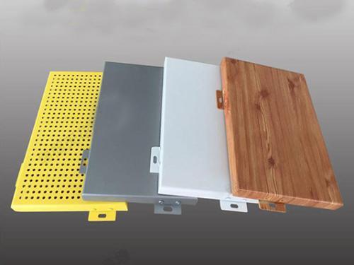 铝单板木纹热转印需要注意哪些情况