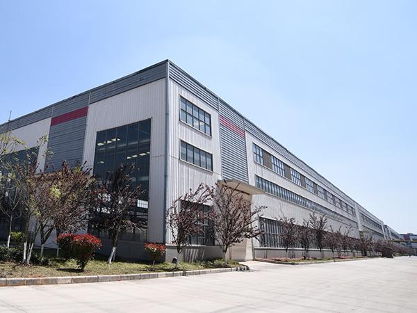 國昆鋁單板廠房