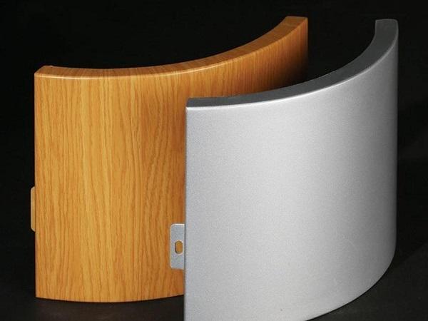 木紋包柱鋁單板