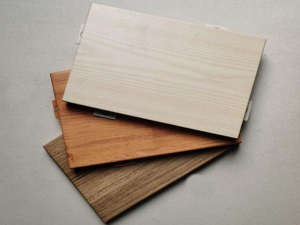 鋁單板逐漸取代木質裝飾板的原因有哪些