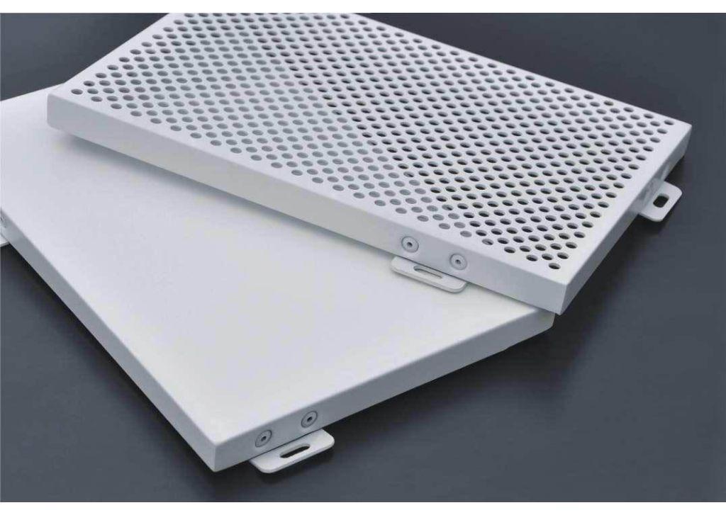 廣東鋁單板廠家教你三招辨別氟碳噴涂鋁單板的小技巧