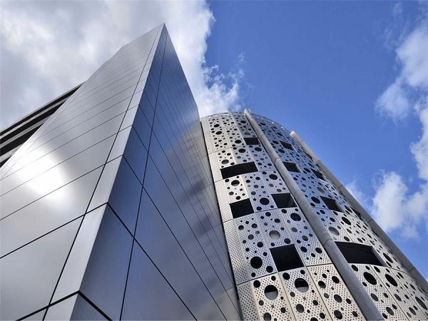 鋁單板廠家常用的幾種鋁單板安裝方式有哪些