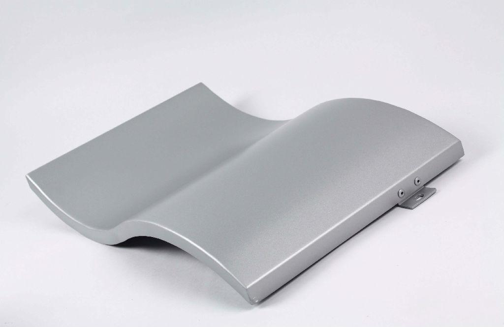 云南氟碳雙曲鋁單板加工的難點有哪些