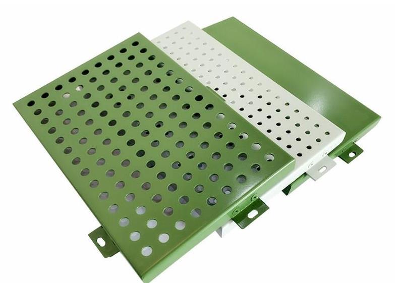 广东冲孔铝单板厂家具有哪些优势