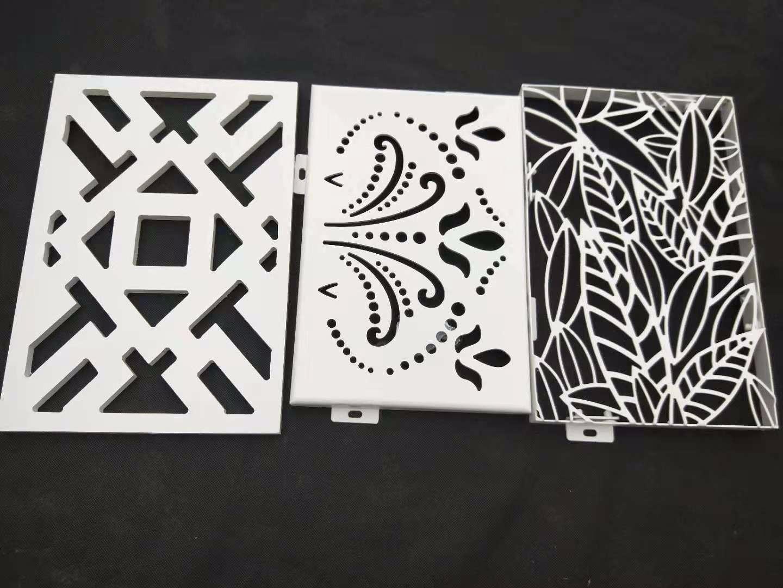 氟碳雕花鋁單板的裝飾效果真心不錯