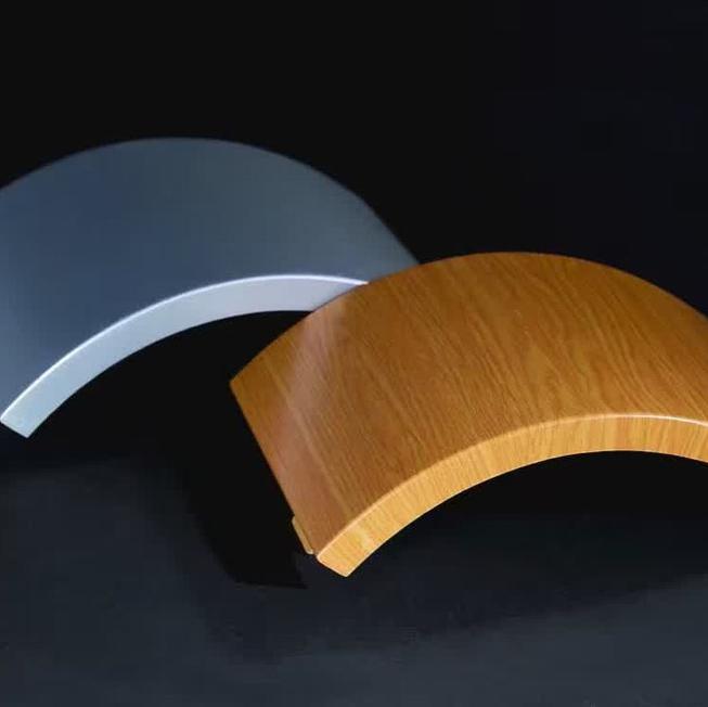 广东铝单板厂家的木纹包柱铝板应用在哪些地方
