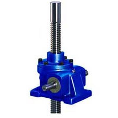 丝杆升降机的移动元件和固定元件之间不用中间介质。