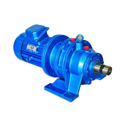 摆线针轮减速机特征和应用。