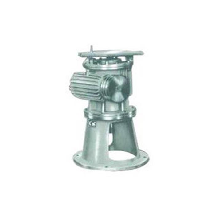 LCW系列立式圆弧圆柱蜗杆减速机