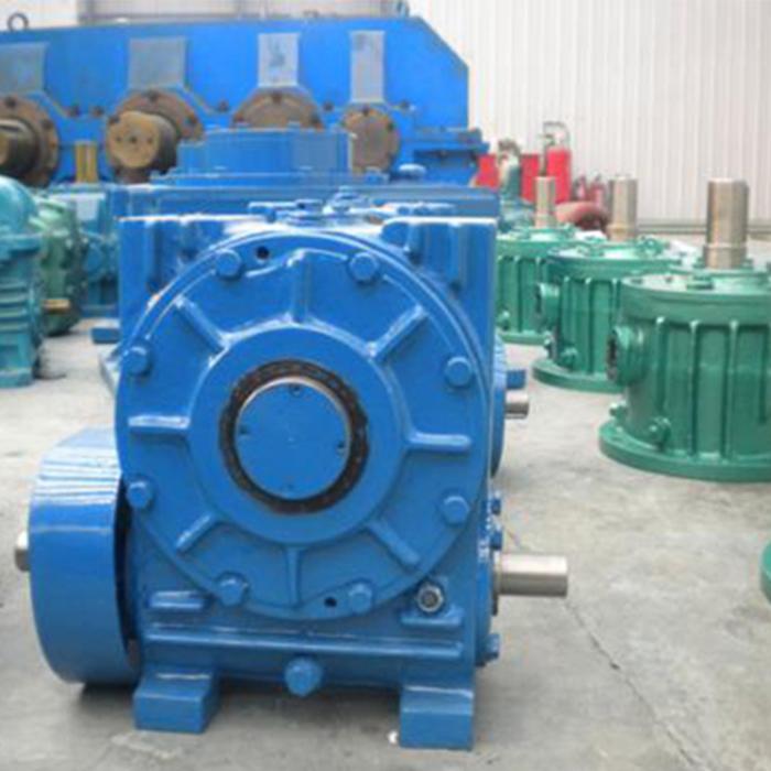 CW模块化圆弧圆柱蜗杆减速机