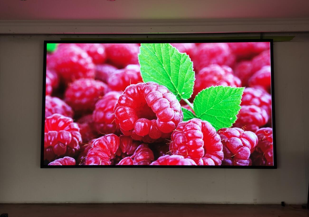室内led显示屏系统是怎么组成的?