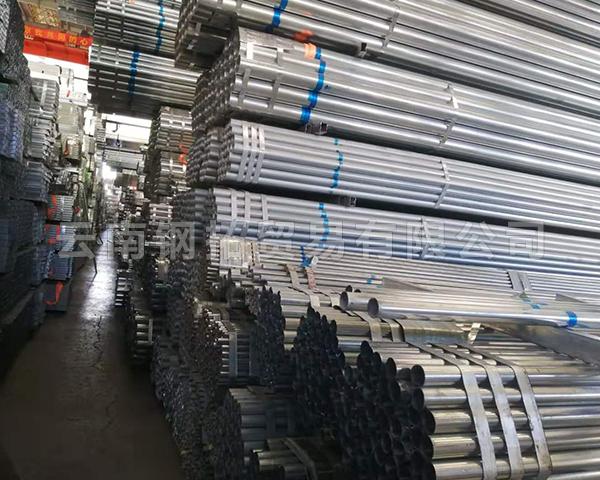 焊接镀锌管