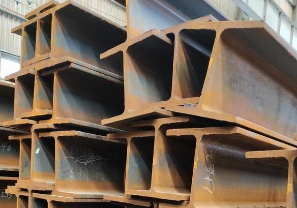 钢结构工程(工字钢应用及防腐处理)