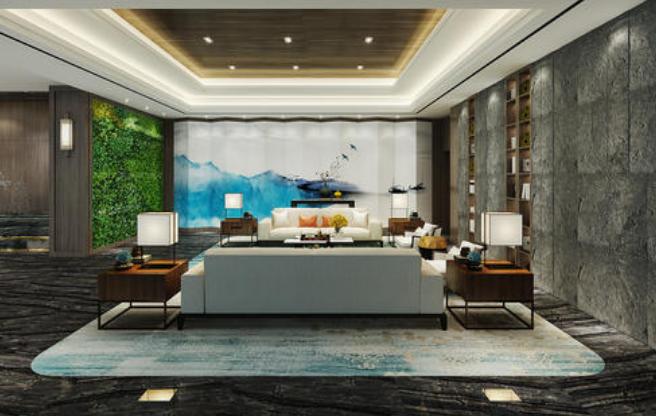 酒店木质家具