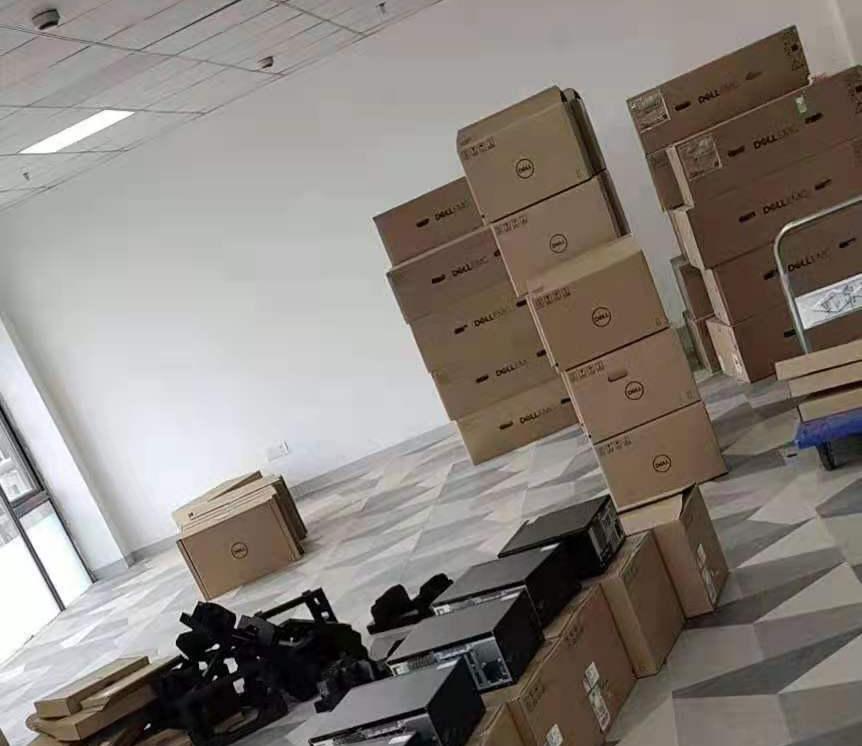 感谢上海戴帛数码,每次订购戴尔服务器供应发货总是很及时