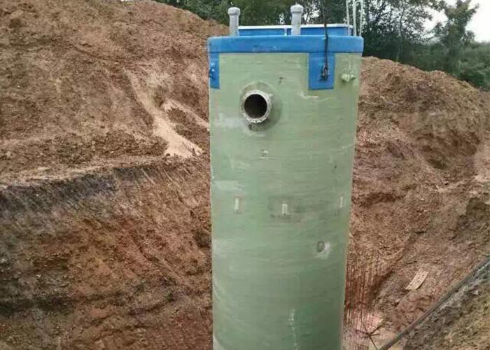 玻璃钢一体化泵站