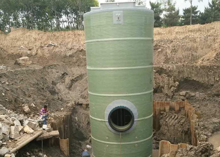 污水处理一体化提升站