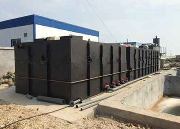 一体化污水处理系统设备