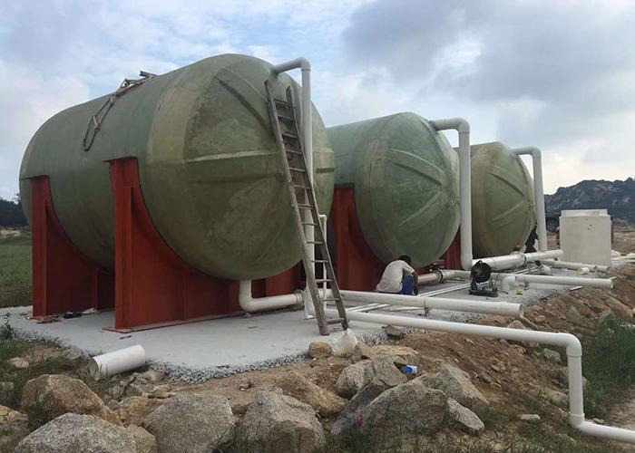 广东宏伟皮革有限公司生活废水处理